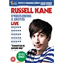Smokescreens & Castles Live  by Russell Kane Narrated by Russell Kane