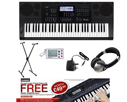 casio-ctk-6200-61-key-keyboard-with-single-braced-x-stand-headphones-akai-chord-finder-free-online-l