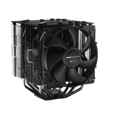 Be Quiet - CPU Heatsink + Fan Kit - PWM - Dark Rock Pro C1 - Black