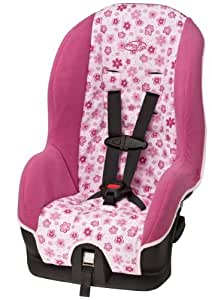 Evenflo Tribute Sport Convertible Car Seat, Daisy Doodle (Discontinued by Manufacturer)