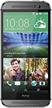 HTC One (M8) Smartphone (12,7 cm (5 Zoll) LCD-Display, Quad-Core, 2,3GHz, 2GB RAM, 5 Megapixel Frontkamera, FM-Radio, Android 4.4.2) metallgrau