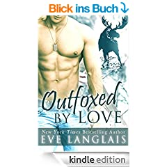 Outfoxed by Love: A Moose Shifter Romance (Kodiak Point Book 2) (English Edition)