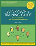 img - for Supervisor's Training Guide book / textbook / text book