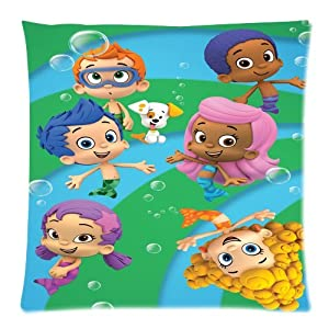 Custom Pillowcase Bubble Guppies Cotton Standard Pillow Case Pc 0338