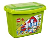 51zC7D9vGaL. SL160  LEGO DUPLO Bricks & More Deluxe Brick Box 5507