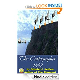 The Cartographer ~ 1492 (The Jewish History Novel Series)