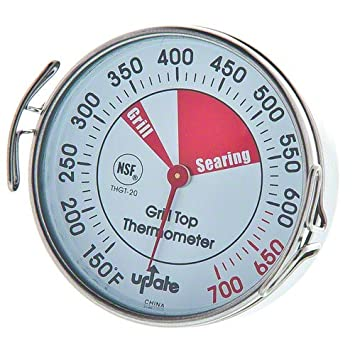NCAA Oklahoma State Cowboys Magnetic Lucite Thermometer