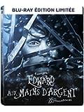 Edward aux mains d'argent [Édition Limitée 25ème Anniversaire Blu-ray + DHD boîtier SteelBook]