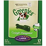 Greenies Lite Tub-Pak Treat for Dogs, 27-Ounce, Large