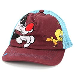 Too Cute Tweety and Silvester Cap