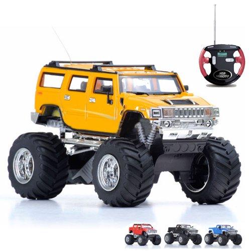 rc-ferngesteuerter-mini-hummer-h2-auto-modell-car-jeep-fahrzeug-modellbau-143-ready-to-drive-inkl-fe