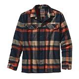 (パタゴニア)patagonia M's L/S Fjord Flannel Shirt 53947 622 CKG S
