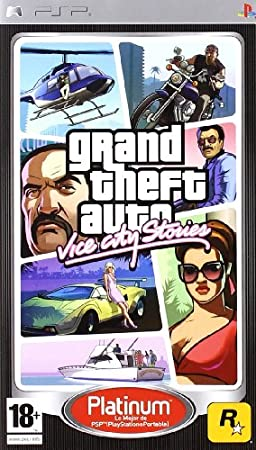 Grand Theft Auto: Vice City Stories (Platinum)
