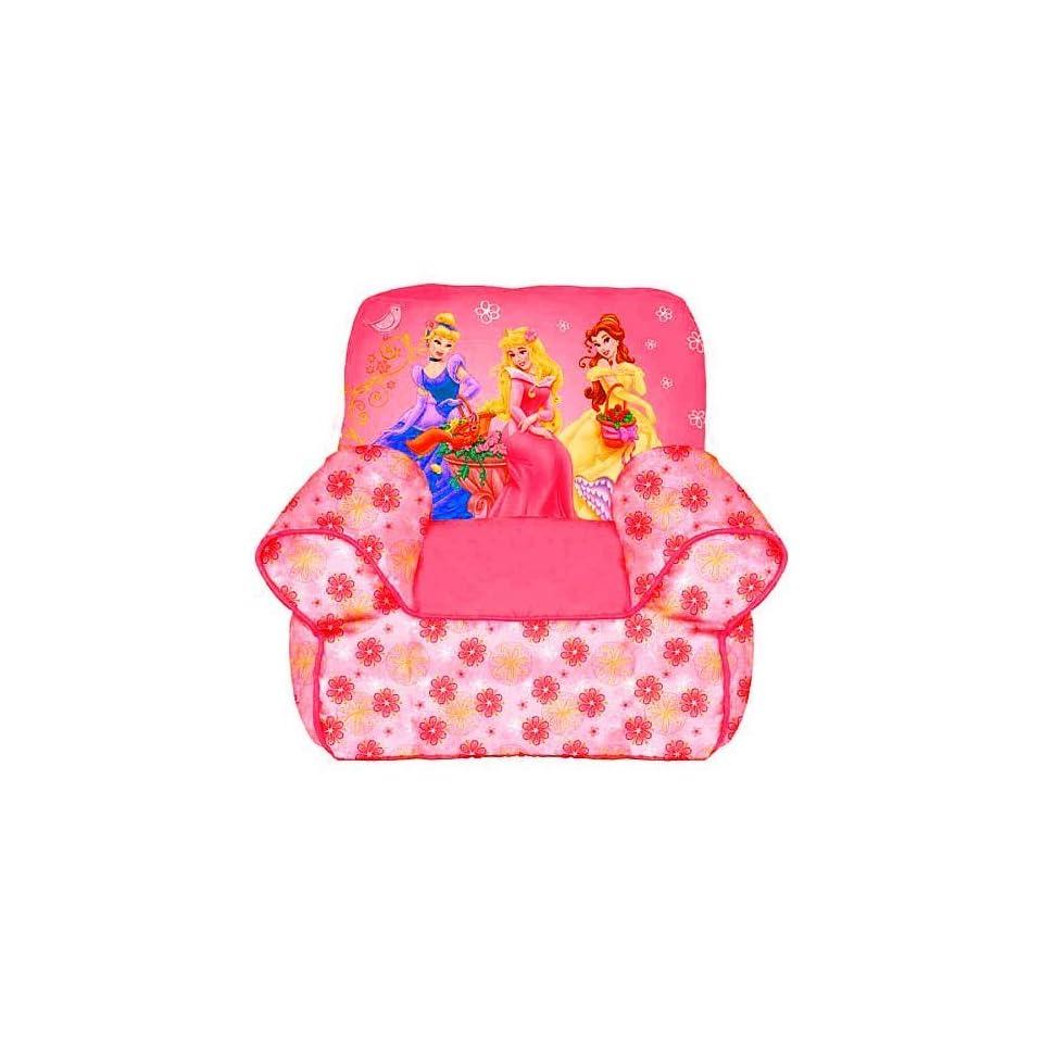 Sensational Disney Princess Bean Bag Sofa Chair Baby On Popscreen Customarchery Wood Chair Design Ideas Customarcherynet