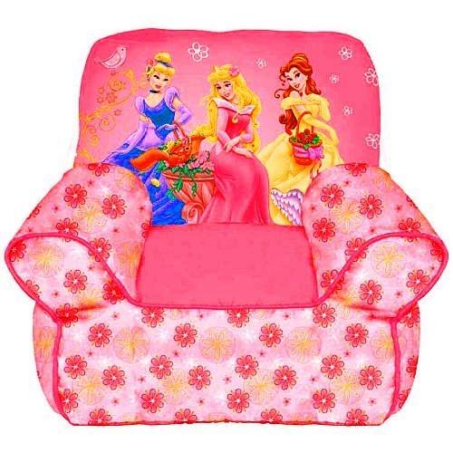 Disney Princess Bean Bag Sofa Chair