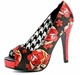 IRON FIST New Slow Dance Women's Platform High Heel Court Shoes