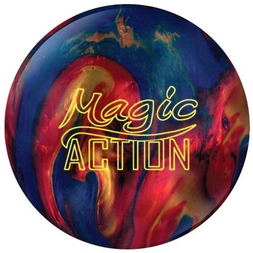 Buy Ebonite Magic Action Bowling Ball B003AXLRXI