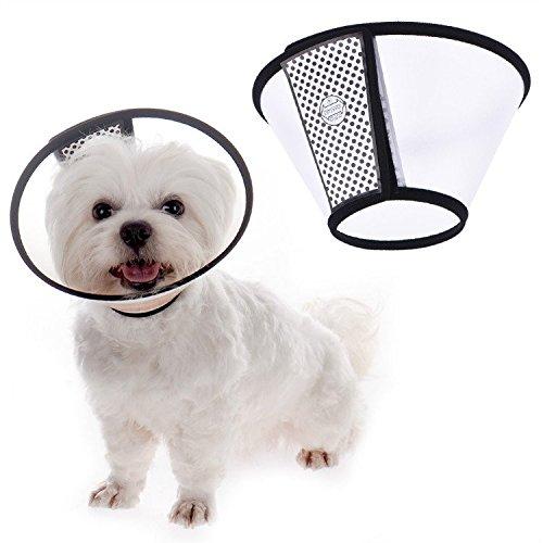 Artikelbild: Schutz für Hund Katze Haustier Wundheilung Cone Schutz Smart Halsband Recovery Halsband