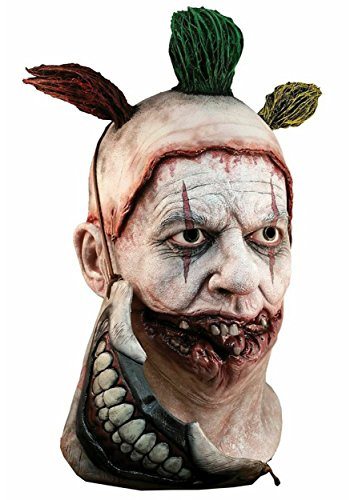 Men's American Horror Story-Twisty The Clown Mouth Attachment