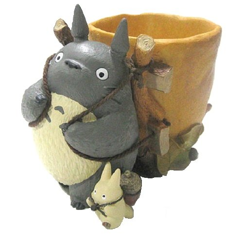 Deliver good Korasho of My Neighbor Totoro planter cover Totoro - 1