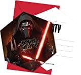 Star Wars episodio VII invitaciones