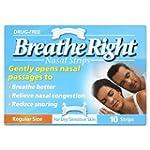 Breath Right Nasal Strips Clear Regul...