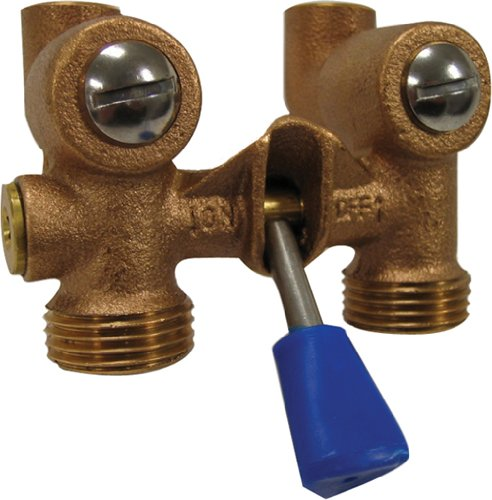 washing machine hookup valve
