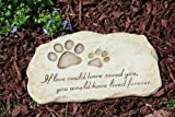 Pet Devotion Garden Stone