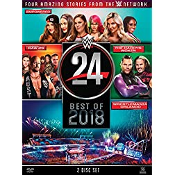 WWE 24: The Best of 2018