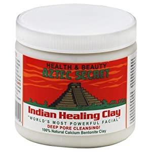 Aztec Secret Indian Healing Clay Deep Pore Cleansing, 1 Pound Body Care / Beauty Care / Bodycare / BeautyCare