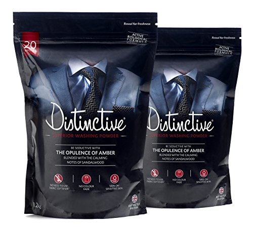 Distinctive Superior Washing Powder - Masculine Fragrance