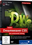 Adobe Dreamweaver CS5: Das umfassende Training