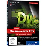 "Adobe Dreamweaver CS5: Das umfassende Trainingvon ""Galileo Press"""
