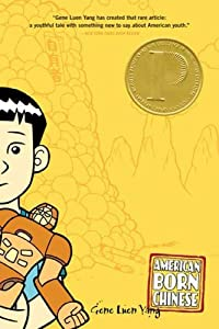 Cover of &quot;American Born Chinese&quot;