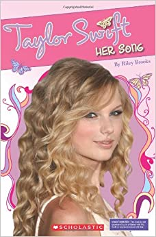 taylor swift her song riley brooks 9780545242400