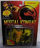 Original Vintage Mortal Kombat 'Scorpion' action figure