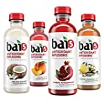 Bai5, 5 Calorie Red Variety Pack, 100...