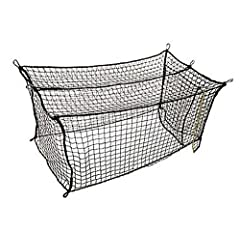 #36 Deluxe Nylon Batting Cage Net by Flexnets