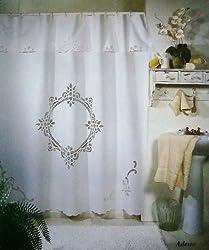 white cotton curtains | eBay - Electronics, Cars, Fashion