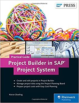 Project Builder In SAP Project System - Practical Guide