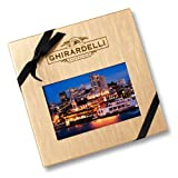 Deluxe San Francisco Gold Gift Box with SQUARES Chocolates
