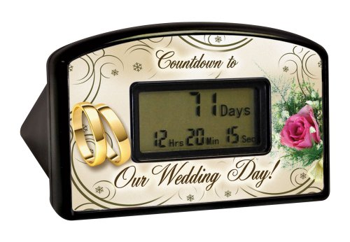 51zCZ6pM1wL Large Mouth Toys Countdown Timer   Wedding Countdown (Blister)