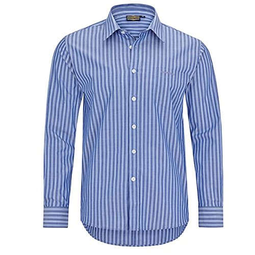 Goodyear -  Camicia Casual  - A righe - Uomo multicolore S