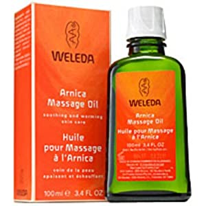 weleda remedy for sore, spasm muscles