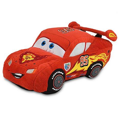 cars 2 lightning mcqueen plush toy 8 l lightning