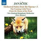 echange, troc  - Janacek : Suites orchestrales d'opéras - Vol.3