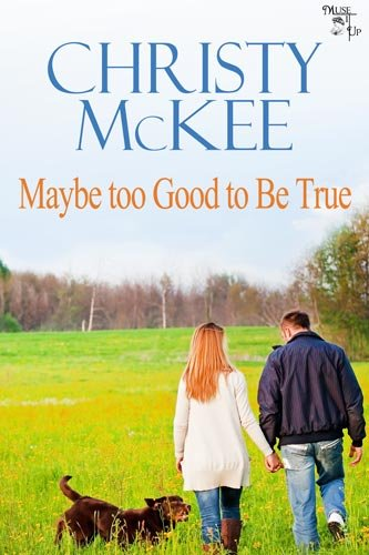 Book: Maybe Too Good To Be True by Christy McKee