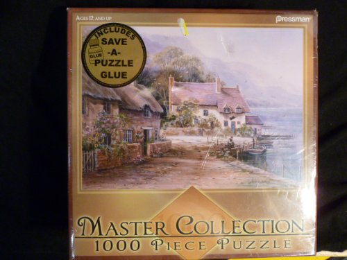 Master Collection 1000 Piece Jigsaw Puzzle W/Artwork by Hilary Scoffield