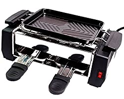 SJ Kitchen Nonstick Electric Grills BBQ Barbecue - 01