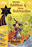img - for Adorable Addition and Stinky Subtraction Age 6-7 (Letts Magical Skills) book / textbook / text book